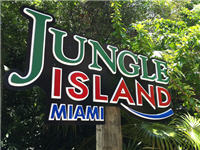 Jungle Island Miami